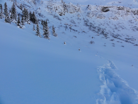 Flaine outing